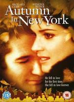 Autumn in New York [Dvd] [2000]
