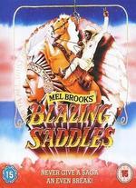 Blazing Saddles [Vhs]