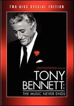 Tony Bennett: The Music Never Ends [2 Discs]