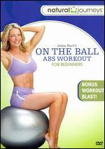 On the Ball: Abs Workout for Beginners with Leisa Hart