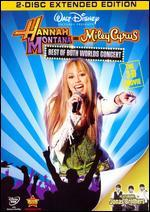Hannah Montana and Miley Cyrus: The Best of Both Worlds Concert - The 3-D Movie [2 Discs]