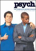 Psych: The Complete Second Season [4 Discs]