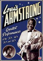 Louis Armstrong: Greatest Performances of the '30s, '40s, '50s, and '60s