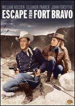 Escape From Fort Bravo [Dvd] [1953] [Region 1] [Us Import] [Ntsc]