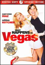 What Happens in Vegas [Extended Jackpot Special Edition] [WS] [2 Discs] [Includes Digital Copy] - Tom Vaughan