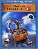 Wall-E [Blu-ray] [3 Discs] [Includes Digital Copy]