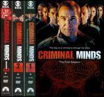 Criminal Minds: Seasons 1-3 [18 Discs]