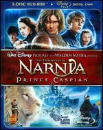 The Chronicles of Narnia: Prince Caspian [3 Discs] [Blu-ray]