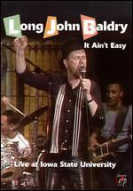 Long John Baldry: It Ain't Easy - Live at Iowa State University