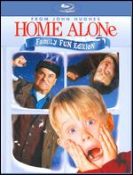 Home Alone: Family Fun Edition [WS] [Blu-ray] - Chris Columbus