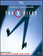 The X-Files: I Want to Believe [WS] [2 Discs] [Includes Digital Copy] [Blu-ray]