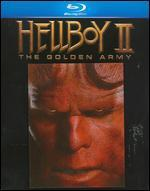 Hellboy II: The Golden Army [WS] [2 Discs] [Blu-ray]