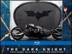 The Dark Knight (Limited Edition With Batpod) [Blu-Ray]