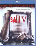 Saw V [Unrated] [Director's Cut] [2 Discs] [Blu-ray]