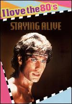 Staying Alive [I Love the 80's Edition] [DVD/CD]