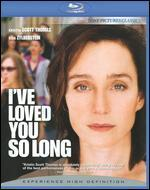 I've Loved You So Long [Blu-ray]