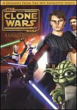 Star Wars: the Clone Wars-a Galaxy Divided-Season 1, Vol. 1