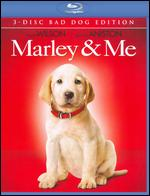 Marley & Me [Bad Dog Edition] [3 Discs] [Includes Digital Copy] [Blu-ray/DVD] - David Frankel