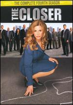 The Closer: The Complete Fourth Season [4 Discs]
