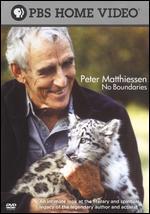 Peter Matthiessen: No Boundaries - Jeff Sewald