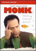 Monk: Season Seven [4 Discs]