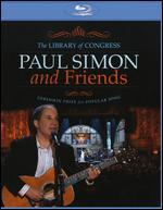 Paul Simon and Friends: The Library of Congress Gershwin Prize for Popular Song [Blu-ray]