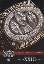 NFL: America's Game - 1988 San Francisco 49ers - Super Bowl XXIII