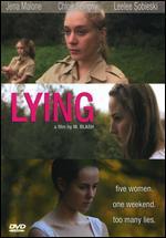 Lying - M. Blash