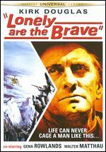 Lonely Are the Brave [Vhs]