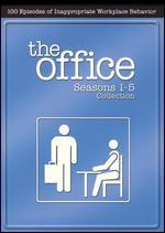 The Office: Seasons 1-5 [18 Discs]