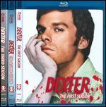 Dexter: Seasons 1-3 [9 Discs] [Blu-ray]