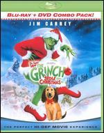 Dr. Seuss' How the Grinch Stole Christmas [Blu-ray/DVD]