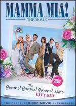 Mamma Mia! [WS] [Gimmie! Gimme! Gimme More Gift Set] [Blu-ray/CD] [With Book]