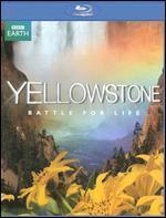 Yellowstone: Battle for Life [Blu-ray]