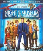 Night at the Museum: Battle of the Smithsonian [3 Discs] [Includes Digital Copy] [Blu-ray/DVD]