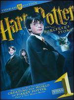 Harry Potter and the Sorcerer's Stone [WS] [Ultimate Edition] [4 Discs] [With Book]
