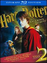 Harry Potter and the Chamber of Secrets [WS] [Ultimate Edition] [3 Discs] [With Book] [Blu-ray] - Chris Columbus
