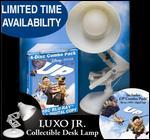 Up [Luxo Jr. Lamp Gift Set] [4 Discs] [Blu-ray/DVD] [Includes Digital Copy]