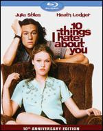 10 Things I Hate About You [10th Anniversary Edition] [2 Discs] [Includes Digital Copy] [Blu-ray]