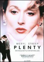 Plenty [Dvd]