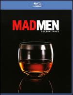Mad Men: Season Three [3 Discs] [Blu-ray] -