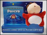 Ponyo [2 Discs] [With Plush Toy] - Hayao Miyazaki