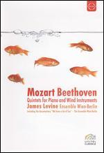 James Levine/Ensemble Wien-Berlin: Mozart/Beethoven-Quintets for Piano and Wind Instruments