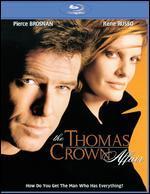 The Thomas Crown Affair [2 Discs] [Blu-ray/DVD]