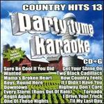 Party Tyme Karaoke: Country Hits, Vol. 13