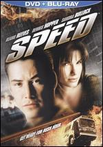 Speed [P&S] [2 Discs] [Blu-ray/DVD]