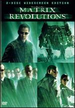 The Matrix Revolutions [2 Discs] [With Terminator 4 Movie Cash]