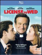 License to Wed [With Valentine's Day Movie Cash] [Blu-ray]