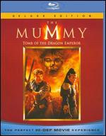 The Mummy: Tomb of the Dragon Emperor [2 Discs][The Wolfman $10 Movie Cash] [Blu-ray]