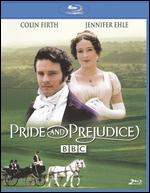 Pride & Prejudice [Blu-ray] - Simon Langton